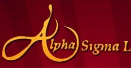 Alpha sigma lambda logo