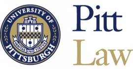Pitt Law school logo